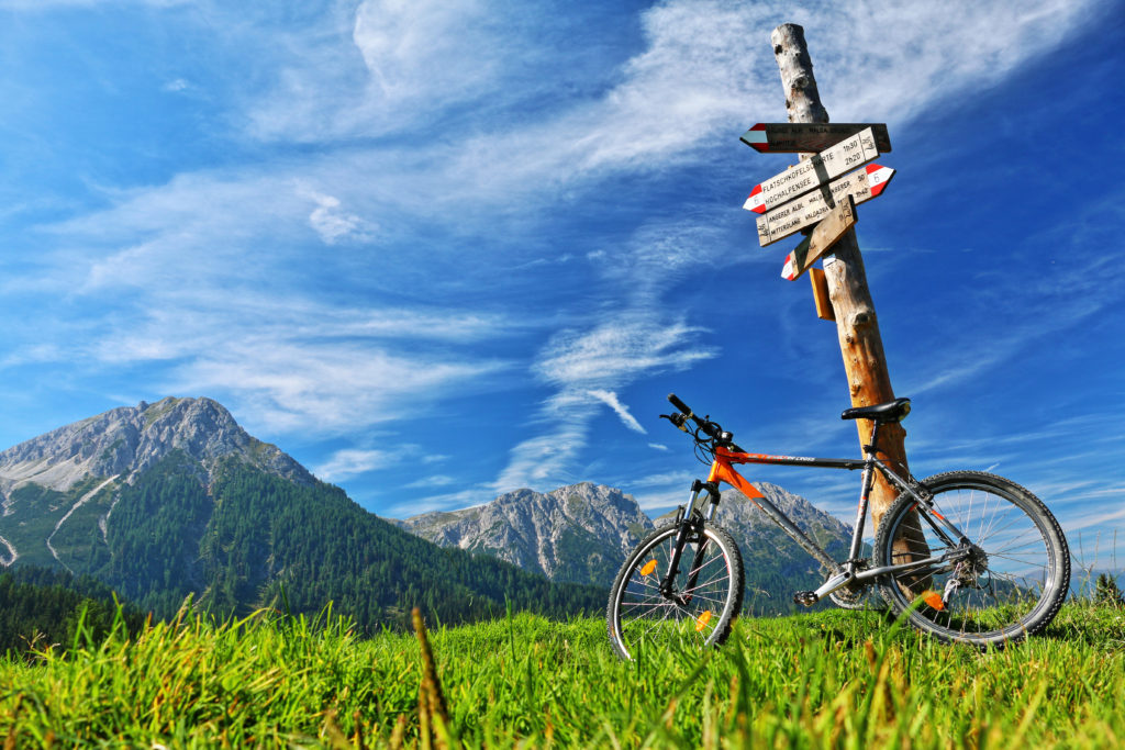 自転車を活用した楽しくECOな取り組みの話