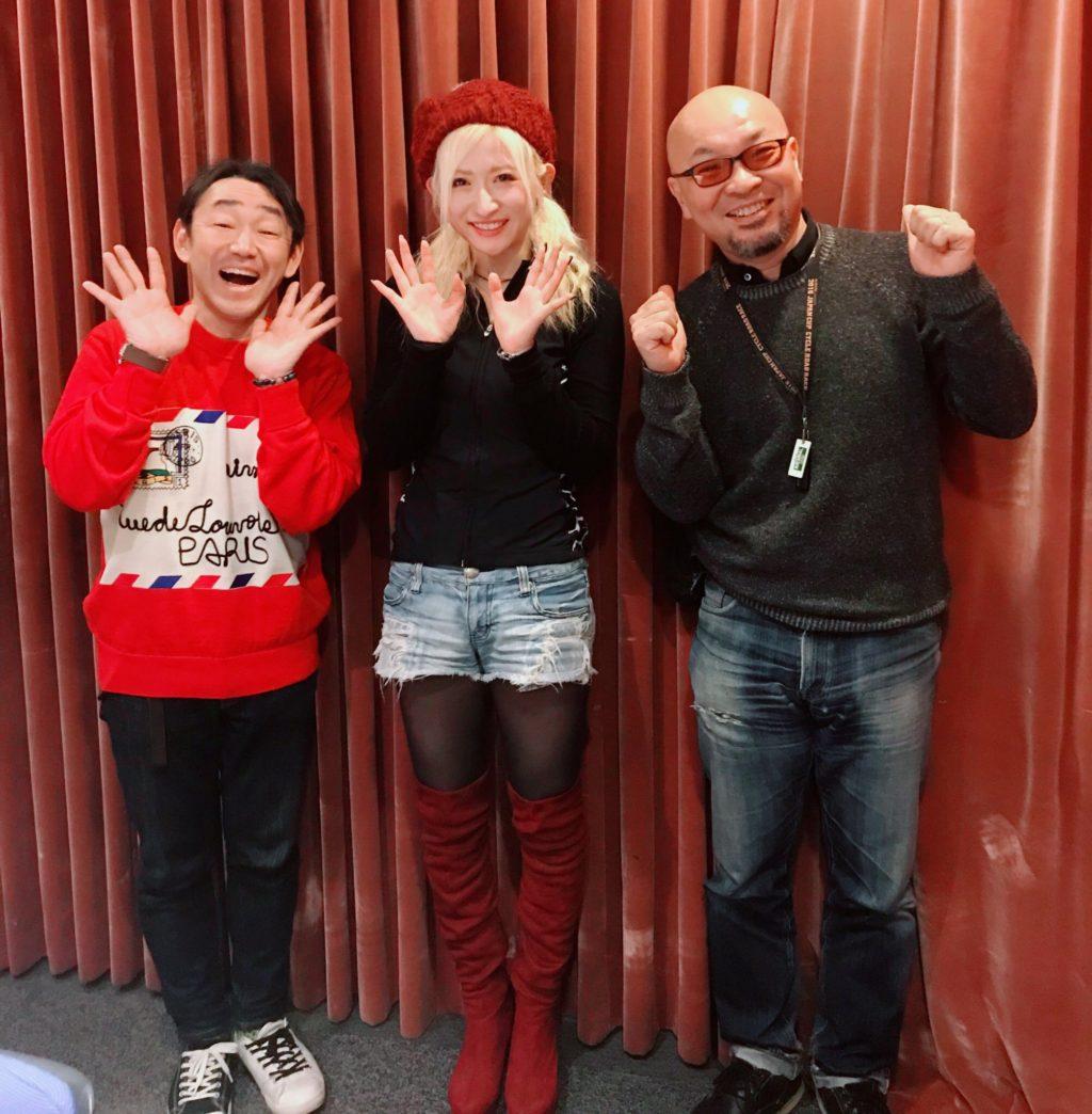 TBSラジオ・ミラクルサイクルライフの収録な日
