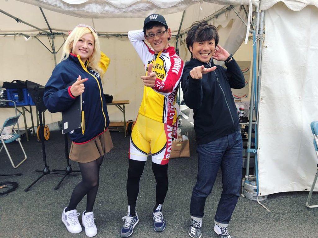 宇都宮サイクルピクニックで渡辺航先生とトークショー!な日