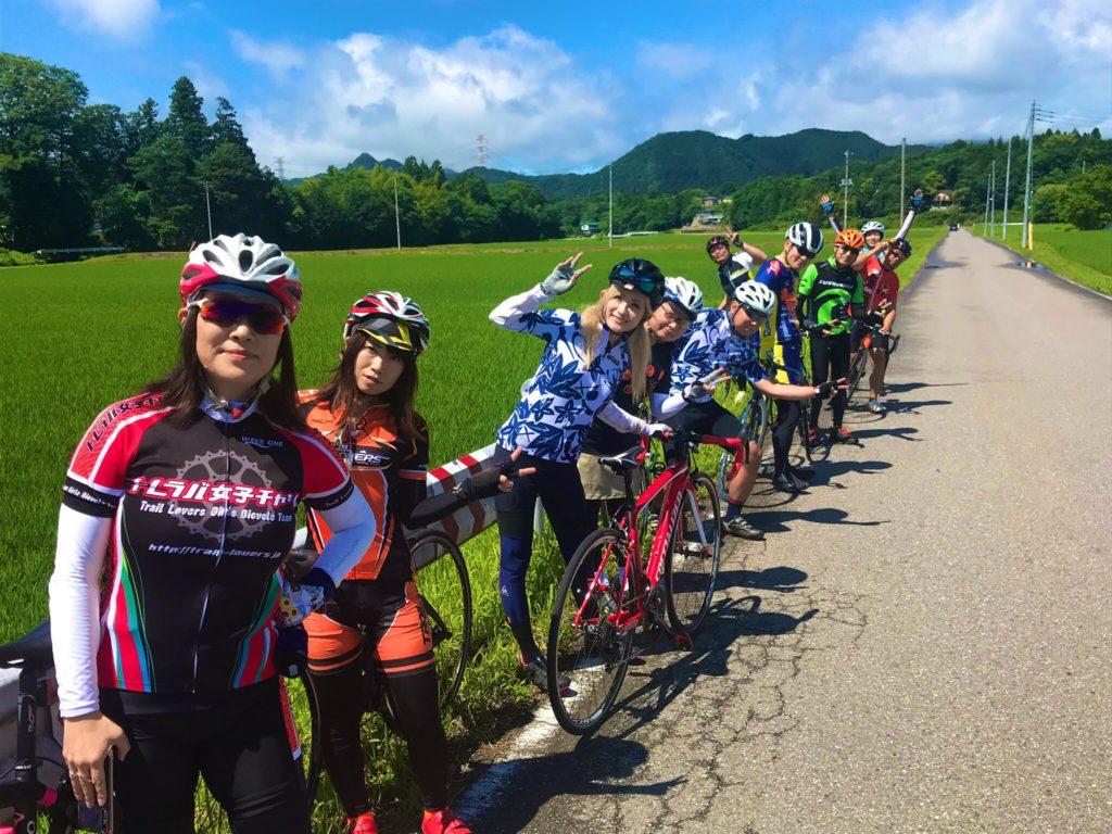 宇都宮サイクリングツアーの日