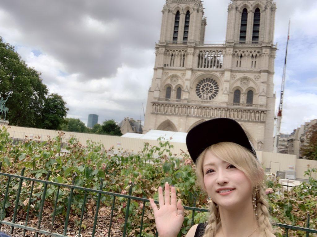 パリ観光だよ!全員集合!の話【後編】